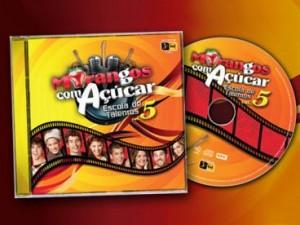 CD Morangos com Açúcar - Escola de Talentos Volume 5.
